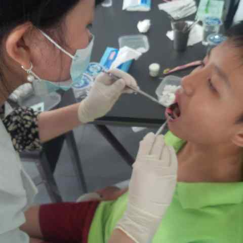 Jakarta Smile treated patient with autism