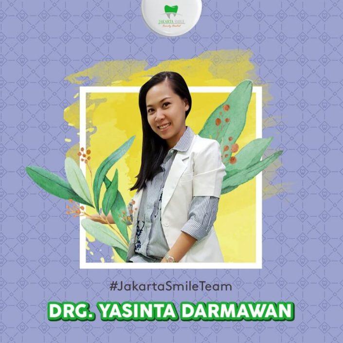 drg. Yasinta Darmawan
